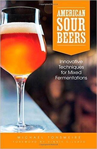 Couveture Livre de Brassage American Sour Beer BIères Sauvages Lambic